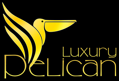 luxury pelican logo